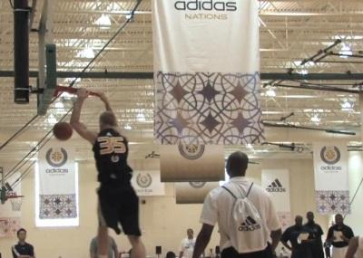 adidas Nations Experience Dunking Drills
