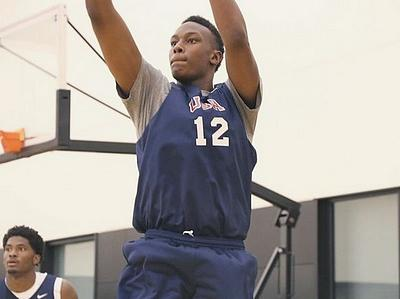 Top NBA Prospects in the Big 12, Part 3: Myles Turner Scouting Video