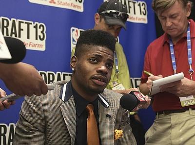 2013 NBA Draft Media Day Interviews, Part Three