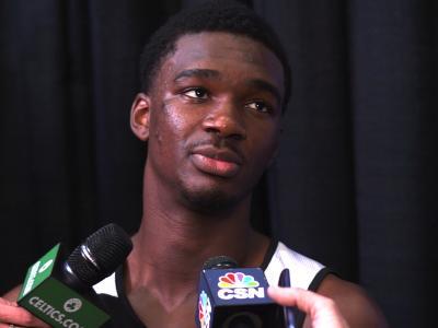 2014 NBA Combine Interviews: Vonleh, Patterson, Brown