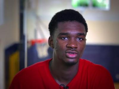 Noah Vonleh 2014 NBA Pre-Draft Workout and Interview Video