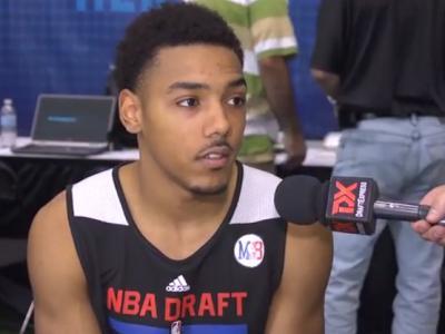 NBA Combine Interviews: Pressey, Curry, Siva