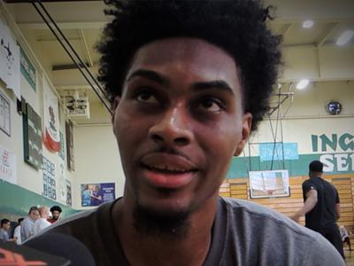 Quincy Ford NBA Pro Day Interview