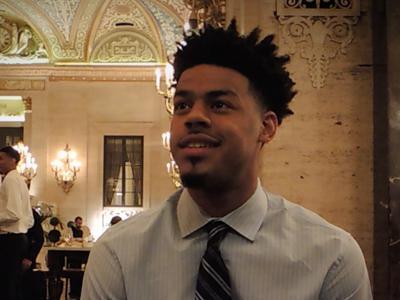 2015 NBA Combine Interview: Quinn Cook