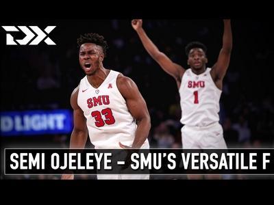 Semi Ojeleye: SMU's Versatile Forward