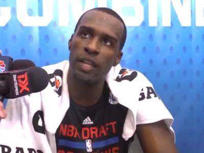 NBA Combine Interviews: Muhammad, Rice, Bullock, Hardaway