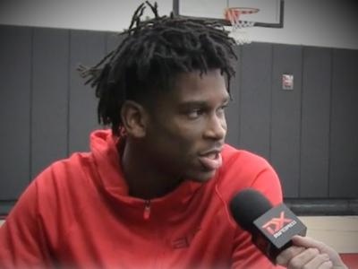 2017 Shai Alexander Nike Hoop Summit Interview and Practice Highlights