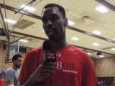 Sheldon McClellan NBA Pro Day Highlights and Interview