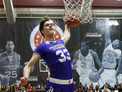 Top NBA Prospects in Non-BCS, Part 1: Stephen Zimmerman Scouting Video