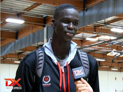 2014 adidas Nations Interview: Thon Maker