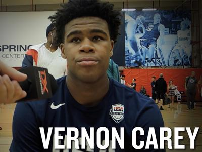 USA Basketball Junior NT Mini Camp Interviews: Part 4