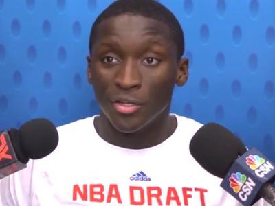 NBA Combine Interviews: Oladipo, Crabbe, Goodwin, Ennis