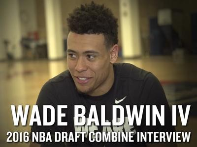 Wade Baldwin 2016 NBA Pre-Draft Workout Video and Interview
