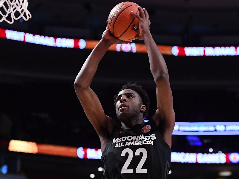 Mitchell Robinson profile