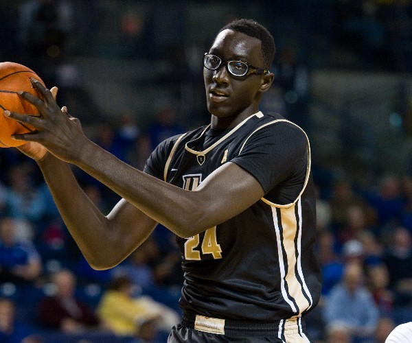 Tacko Fall nba draft