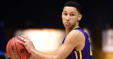 Ben Simmons nba mock draft