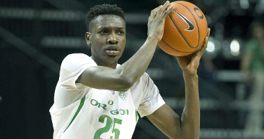 Chris Boucher nba mock draft