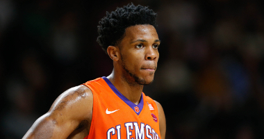 Jaron Blossomgame nba mock draft