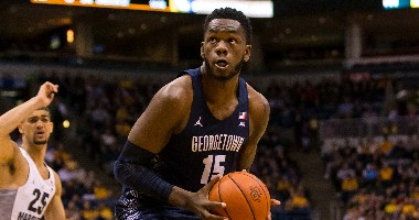 Jessie Govan nba mock draft