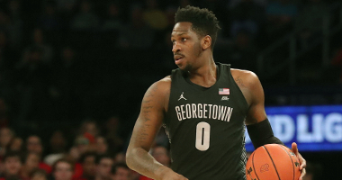 L.J. Peak nba mock draft