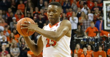 Mamadi Diakite nba mock draft