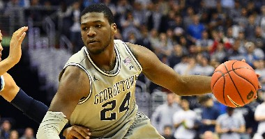 Marcus Derrickson nba mock draft