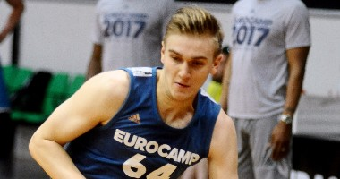 Richard Freudenberg nba mock draft