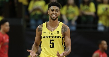 Tyler Dorsey nba mock draft