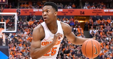 Tyus Battle nba mock draft