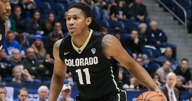 Xavier Johnson nba mock draft