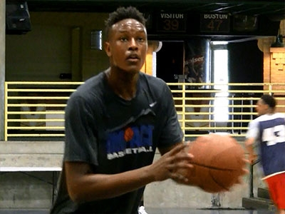 Myles Turner Workout Video