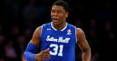 Angel Delgado nba mock draft