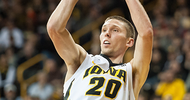 Jarrod Uthoff nba mock draft