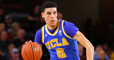 Lonzo Ball nba mock draft