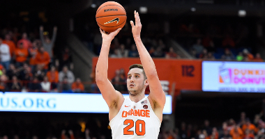 Tyler Lydon nba mock draft