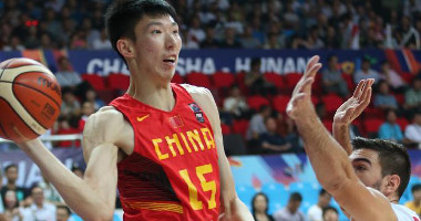 Zhou Qi nba mock draft